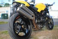 """OZ Motorbike - OZ Motorbike Piega Forged Aluminum Rear Wheel: Ducati S2R-S4R, M796-M1100, HM, MTS1000/1100, MH900E, SF848, 748-998, & 848 [6.0""""] - Image 8"""