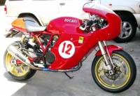 OZ Motorbike - OZ Motorbike Piega Forged Aluminum Front Wheel: Ducati Sport Classic, GT1000, & Paul Smart - Image 13