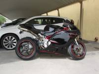 OZ Motorbike Piega Forged Aluminum Rear Wheel: MV Agusta F4 / Brutale/ Dragster/RR [6.0]
