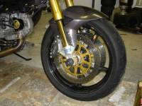 BST Wheels - BST 5 Spoke Front Wheel: 748-998, SS900ie/1000, Mhe, Monster S4/900ie/1000ie/S2/R/S4R/695ie/696, ST, MTS 620/1000/1100 - Image 5