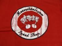 MOTOWHEELS Vintage T-Shirt