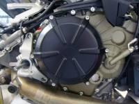 CORSE DYNAMICS Clutch Cover: Ducati 1199 / 1299 / 959 Panigale