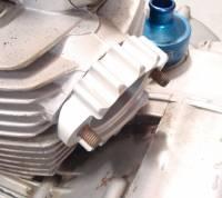 CORSE DYNAMICS Billet Exhaust Flanges: 2 Valve Ducati