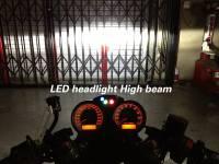 CORSE DYNAMICS 7 inch LED Spada Headlight