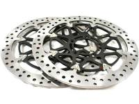 Brake - Rotors - Brembo - BREMBO HP T-Drive Disk Kit [Ducati 5 Bolt 10MM Offset] - Monster 796, Monster 1100, Monster 1100 EVO, Hypermotard, Diavel, MTS1200