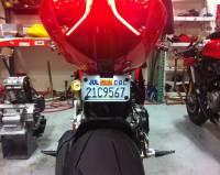 CORSE DYNAMICS Fender Eliminator: Ducati 1299 / 1199 / 899 / 959 Panigale