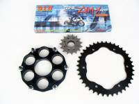 Drive Train - Rear Sprockets - SUPERLITE - SUPERLITE Quick Change Longevity Kit: Ducati Panigale 1199-1299-V4, SF V4  [520 or 525]