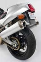 AFAM RS7 520 Black Steel Rear Sprocket: Ducati M620-750-900-1000-695-696, SS/ST/SC/PS/GT/851/888