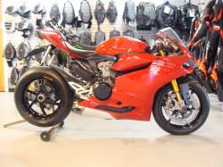 Redbike Tours 1199 panigale -currently being rented- Cover