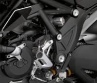 RIZOMA Rear Shock Absorber / Pivot Adjustment: Diavel
