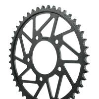 Drive Train - Rear Sprockets for BST/OZ/Marchesini Wheels - SUPERLITE - SUPERLITE RS7 525 Pitch Black Steel Rear Sprocket: BST/Marchesini/OZ