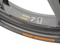 OZ Motorbike Forged Aluminum Wheel Set: Ducati [1098-1198, MTS1200, SF & Mon 1200] - Limited Edition Checa Replica