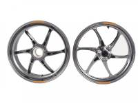OZ Motorbike - OZ Motorbike Forged Aluminum Wheel Set: Ducati [1098-1198, MTS1200, SF & Mon 1200] - Limited Edition Checa Replica