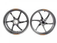 OZ Motorbike - OZ Motorbike Forged Aluminum  Piega Wheel Set: Ducati [1098-1198, MTS1200, SF & Mon 1200] - Limited Edition Checa Replica