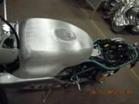 Ducati Sport Classic Paul Smart/Sport 1000S Aluminum Tank