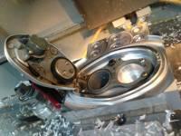 Ducati Sport 1000 Aluminum Tank