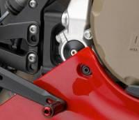 RIZOMA Frame Plug Kit: Ducati 1299 / 1199 / 899 / 959 Panigale