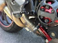 Ducabike - Ducabike Adjustable Rear Sets: Streetfighter [Folding Pegs] - Image 10