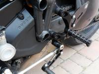 Ducabike - Ducabike Adjustable Rear Sets : Streetfighter [Eco Version - Fixed Pegs] - Image 2