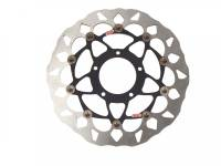 Returns, Used, & Closeout  - Closeout Parts - ABM - ABM Full Floating 310mm Brake Rotors [Pair]: MV Agusta F4/Brutale