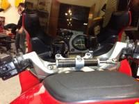 CORSE DYNAMICS Bar Risers: Ducati ST2, ST4, ST4S