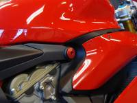 Corse Dynamics - CORSE DYNAMICS Stealth Frame Plugs: Ducati 1299/ 1199 / 899 / 959 - Image 2
