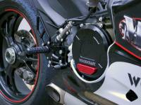 Woodcraft - WOODCRAFT CFM REARSETS DUCATI PANIGALE [All] COMPLETE: STD