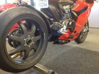 Competition Werkes Slip-on Exhaust: 1199 Panigale