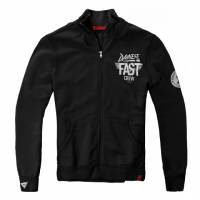 Men's Apparel - Men's Shirts - DAINESE Closeout  - DAINESE Felpa Fast Crew Full-Zip Jacket