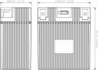 Shorai - Shorai Lithium Iron LiFePO4 Battery: Honda-Kawasaki [Several Models] - Image 2