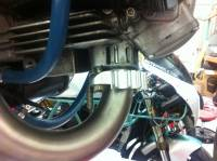 Corse Dynamics - CORSE DYNAMICS Billet Exhaust Flanges: DUCATI 2V 1000 Motor with Zard Full System - Image 2