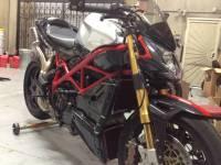 Ducati Streetfighter 1098/848 Aluminum Tank