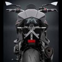 RIZOMA - RIZOMA FOX License Plate Support: MV Agusta Brutale 675_ '12+ - Image 2