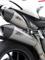 ZARD 2-1-2 SS/TI Full System: Streetfighter