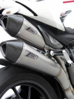 Zard - ZARD 2-1-2 TI/TI Full System: Streetfighter - Image 3