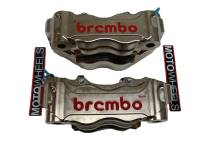 Brake - Calipers - Brembo - BREMBO Nickel Radial 2 Piece Calipers: Yamaha R1