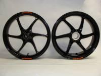 OZ Motorbike Cattiva Forged Magnesium Wheel Set: MV Agusta F3-Brutale 675/800, Turismo Veloce, Stradale, Rivale