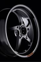 OZ Motorbike Piega Forged Aluminum Rear Wheel: Triumph Speed Triple/ABS '11-'15
