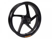 OZ Motorbike Piega Forged Aluminum Wheel Set: Triumph Speed Triple '08-'10