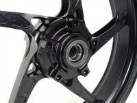 OZ Motorbike Piega Forged Aluminum Wheel Set: Triumph Speed Triple/ Speed Triple ABS '11-'15