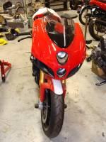 Motowheels Project Bike: 2005 Ducati 999R