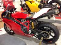 Project Bikes - Motowheels - Motowheels Project Bike: 2005 Ducati 999R