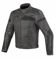 Men's Apparel - Men's Leather Jackets - DAINESE Closeout  - DAINESE Stripes Evo Perforated Jacket
