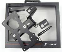 RIZOMA FOX License Plate Support: Universal Basic