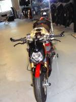 Motowheels Project Bike: 2010 Ducati Streetfighter