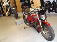 Motowheels - Motowheels Project Bike: 2010 Ducati Streetfighter - Image 6