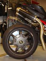 Motowheels - Motowheels Project Bike: 2010 Ducati Streetfighter - Image 14