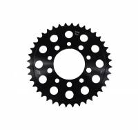 Drive Train - Rear Sprockets for BST/OZ/Marchesini Wheels - Driven - DRIVEN Aluminum 520 Pitch 36T Rear Sprocket : BST / Marchesini / OZ Motorbike Wheels