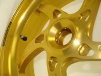 OZ Motorbike - OZ Motorbike Piega Forged Aluminum Rear Wheel: Ducati S2R-S4R, M796-M1100, HM, MTS1000/1100, MH900E, SF848, 748-998, & 848 - Image 5