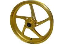 OZ Piega Gold Anodized